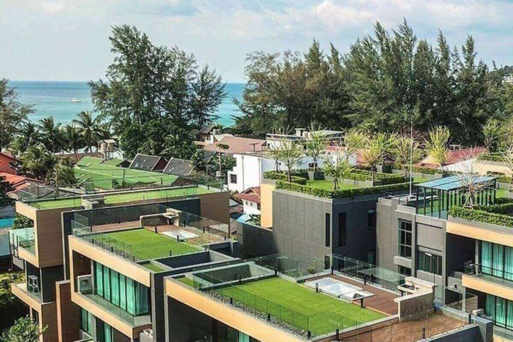 50 Bedroom Boutique Hotel for Sale in Kamala Beach, Phuket