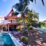 5 Bedroom Mountainside Pool Villa for sale at Nakathani near Nakalay Beach in Kamala, Phuket