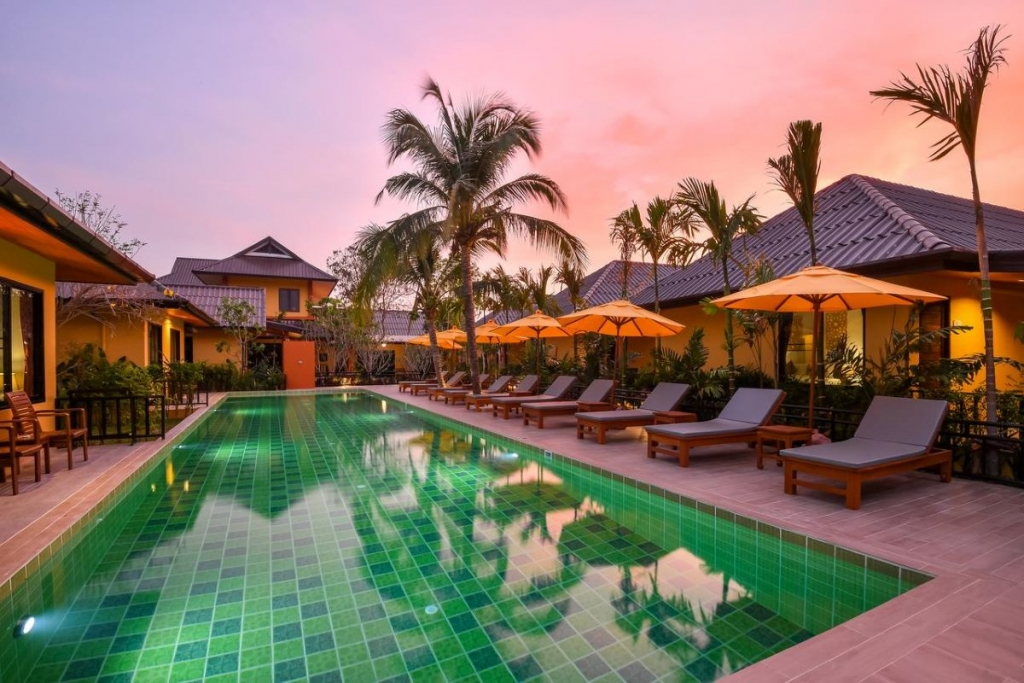 21 Room Boutique Bungalows Resort for Sale in Chalong, Phuket