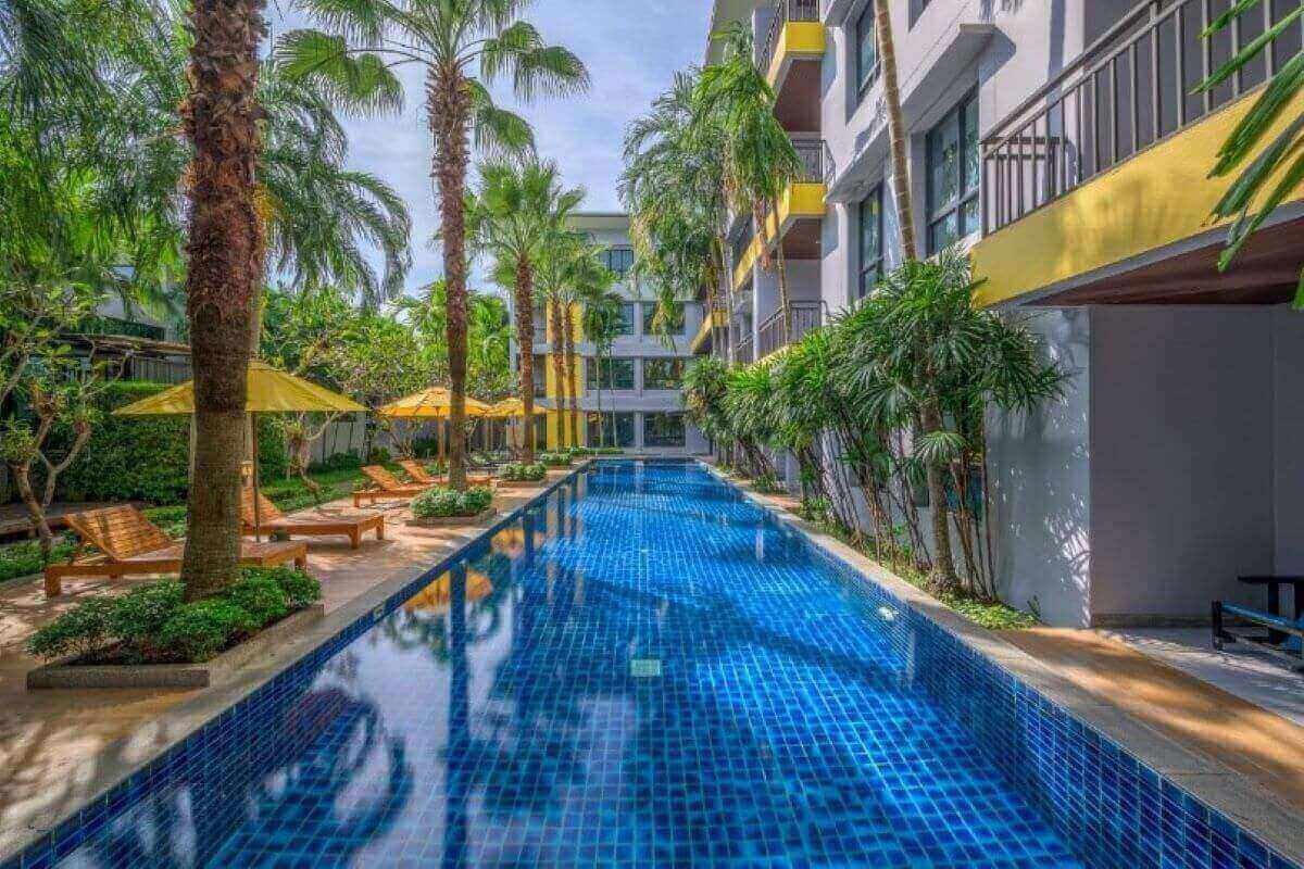 24 Room Boutique Hotel & Serviced Apartment for Sale in Chalong, Phuket
