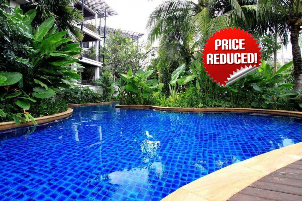 2 Bedroom Foreign Freehold Plus Separate Studio for Sale at Kata Gardens near Kata Beach Phuket