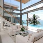 6 Bedroom Oceanfront Luxury Pool Villa Resort for Sale at Cape Sienna Near Kamala Beach, Phuket