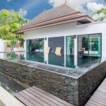 3 Bedroom Balinese Style Pool Villa for Sale near Bang Tao & Surin Beaches in Phuket