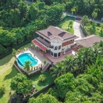 3 Bedroom Sea View Pool Villa on 3200 Sqm Plot For Sale by Owner at Yamu Hills in Thalang, Phuket