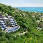5 Bedroom Sea View Luxury Penthouse Condo for Sale near Surin Beach, Phuket