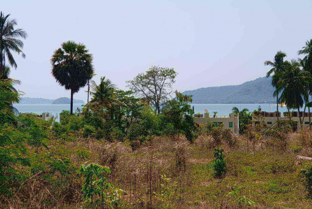 1.5 Rai or 2,400 sqm Land for Sale by Owner Rawai, Phuket