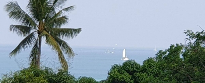 1 Rai Sea View Land for Sale by Owner in Rawai, Phuket
