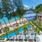 2 Bedroom Sea View Foreign Freehold Condo with Private Pool for Sale on Kamala Beachfront, Phuket
