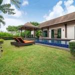 3 Bedroom Thai-Balinese Pool Villa for Sale near Nai Harn Lake in Rawai, Phuket