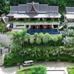 4 Bedroom Sea View Luxury Thai-Style Pool Villa for Sale at Surin Hill near Surin Beach, Phuket
