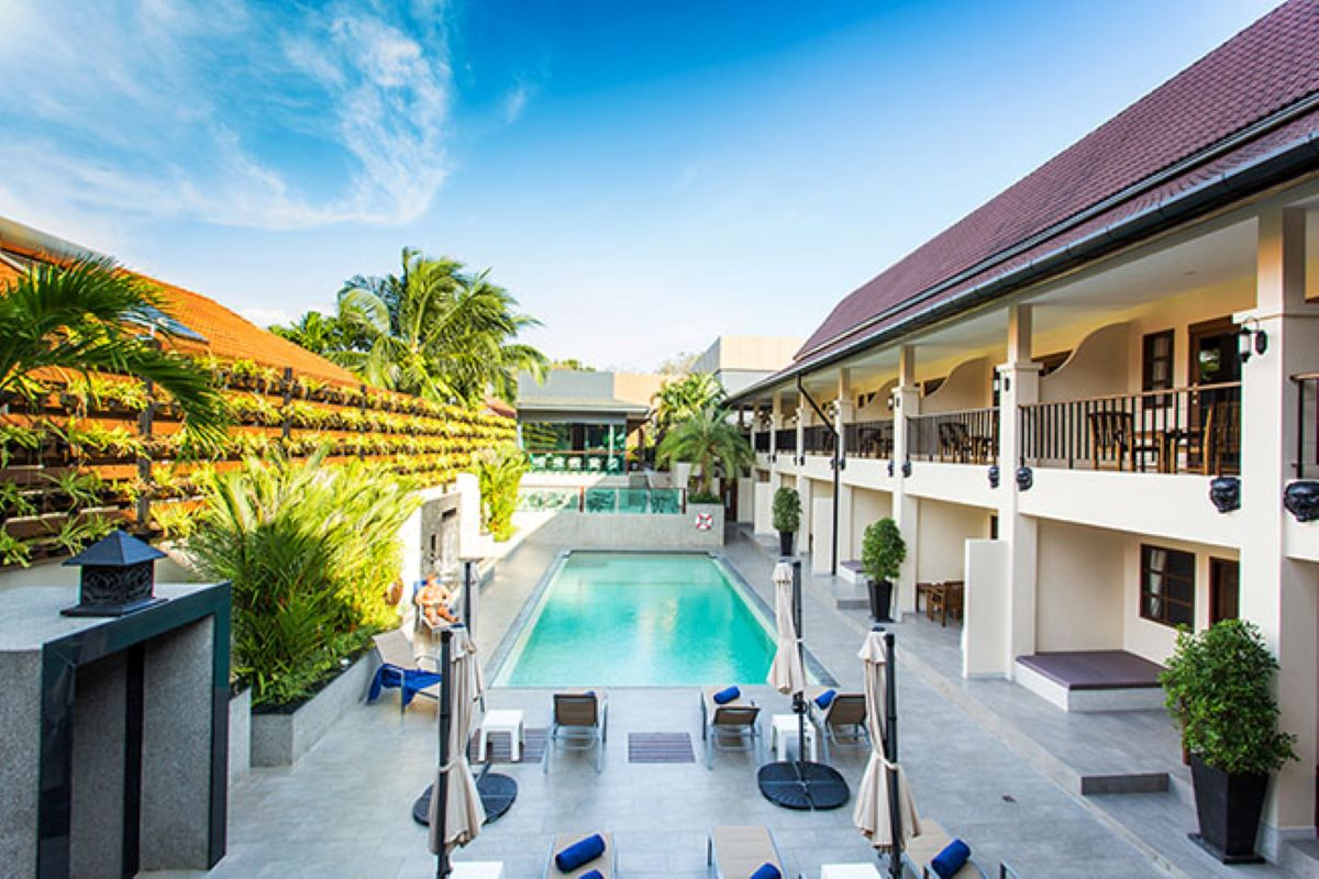 26 Room Licensed Boutique Hotel for Sale by Owner near Nai Harn Beach, Phuket