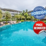 2 Bedroom Foreign Freehold Condo for Sale by Owner at Pearl of Naithon on Naithon Beach, Phuket