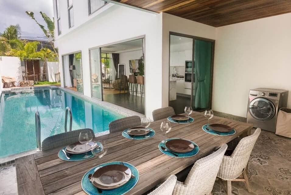 3 Bedroom Pool Villa for Sale by Owner near the International School of Phuket in Rawai, Phuket