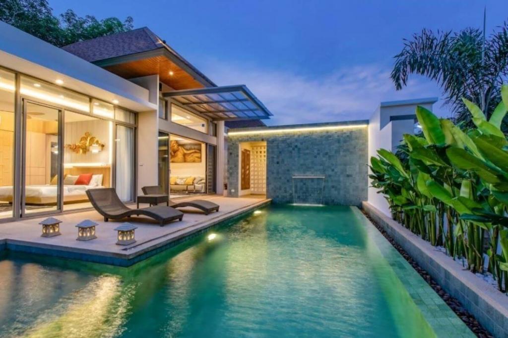 3 Bedroom Pool Villa for Sale 10 Minutes to Thanyapura in Thalang, Phuket