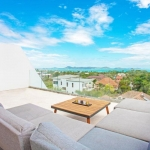 4 Bedroom Sea View Villa with 2 Swimming Pools for Sale by Owner in Rawai, Phuket