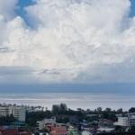 4 Rai (6,400 sqm) Sea View Hillside Land for Sale by Owner near Karon Beach, Phuket