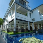 7 Bedroom Sea View Pool Villa with Hotel License for Sale by Owner near Rawai Beach, Phuket