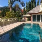 3 Bedroom Pool Villa on Large Plot of 1,600 sqm for Sale in Nai Harn, Phuket