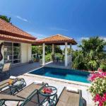 4 Bedroom Sea View Pool Villa for Sale at Katamanda near Kata Beach, Phuket
