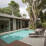3 Bedroom Brand New Modern Art Deco Pool Villa for Sale at Baan Bua near Nai Harn Beach, Phuket