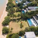 4 Bedroom Beachfront Luxury Pool Villa on Large Plot of 3,200 sqm for Sale in Cape Yamu, Phuket