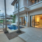 4 Bedroom Lagoon View Modern Townhouse Pool Villa for Sale by Owner in Laguna, Phuket