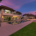 4 Bedroom Luxury Pool Villa on Large Plot of 1,475 sqm for Sale by Owner in Laguna, Phuket