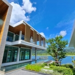 5 Bedroom Luxury Lakeside Golf Course Pool Villa for Sale at Loch Palm in Kathu, Phuket