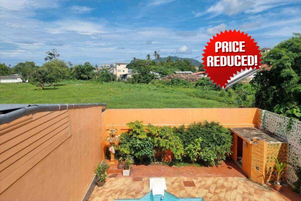 3 Bedroom House with Private Pool for Sale by Owner near International School of Phuket in Rawai, Phuket