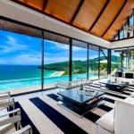 5 Bedroom Sea View Luxury Super Pool Villa for Sale Overlooking Naithon Beach, Phuket