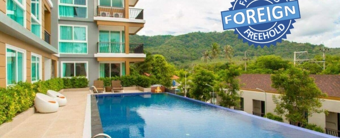 2 Bedroom Foreign Freehold Condo for Sale by Owner in Soi Saiyuan, Rawai, Phuket