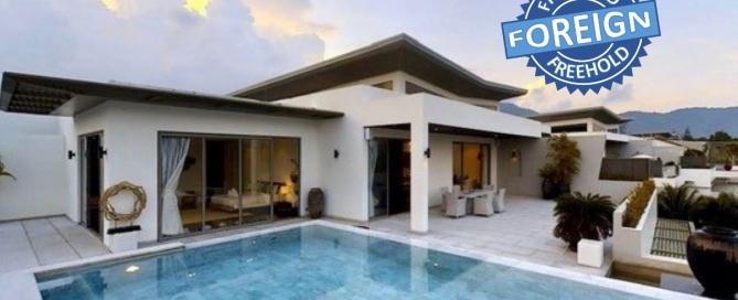 3 Bedroom Foreign Freehold Penthouse Condo with Private Pool for Sale Walk to Bang Tao Beach, Phuket